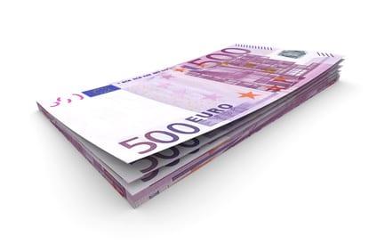 Euro Stapel